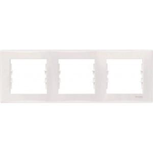 Рамка 3-місна Sedna білий SDN5800521 Schneider Electric