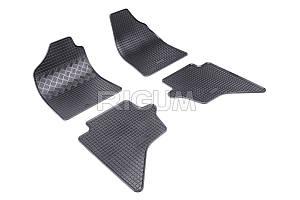 Резиновые коврики для MAZDA BT-50 07- Rigum