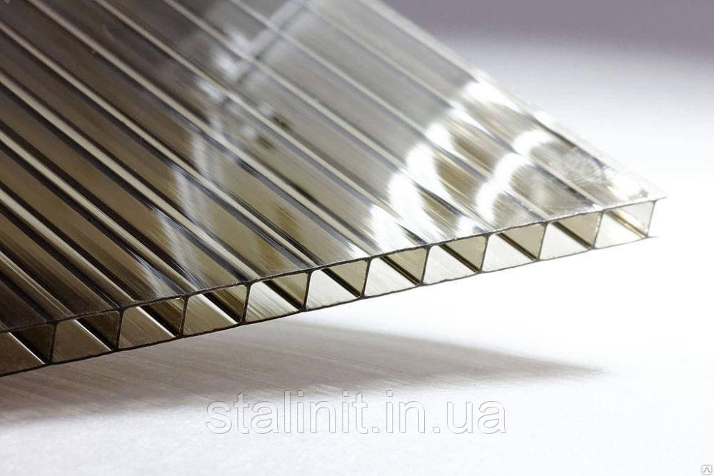 Сотовый поликарбонат d=6 mm