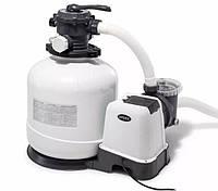 Песочный фильтр насос Intex 26646, 6000 л\ч