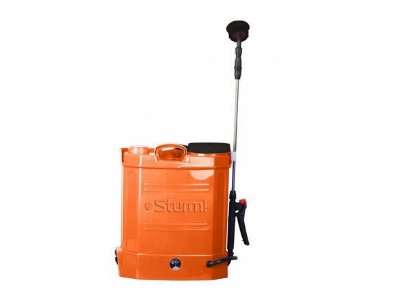 Опрыскиватель аккумуляторный (12л) Sturm GS8212B, фото 2