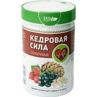 Кедровая сила Сердечная, белково-витаминный коктейль (профилактика сердечно-сосудистых заболеваний)