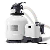 Песочный фильтр насос Intex 26652, 12 000 л\ч
