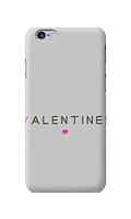Чехол для телефона valentines Iphone 6s силиконовый пластиковый