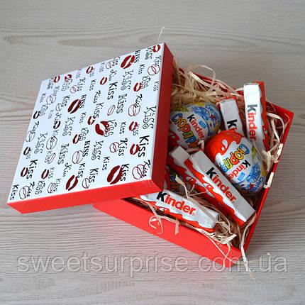 """Подарочная коробка """"Киндер-сюрприз"""" (мини), фото 2"""