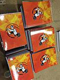 Виготовлення блокнотів на пружині з вашим логотипом, фото 3
