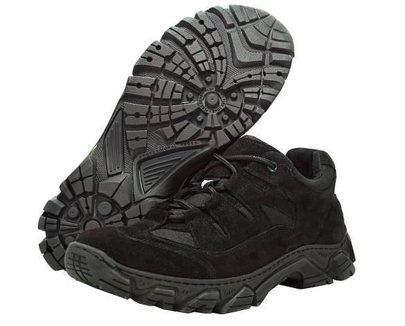 Тактичні кросівки чорні PROTEKTOR, фото 2