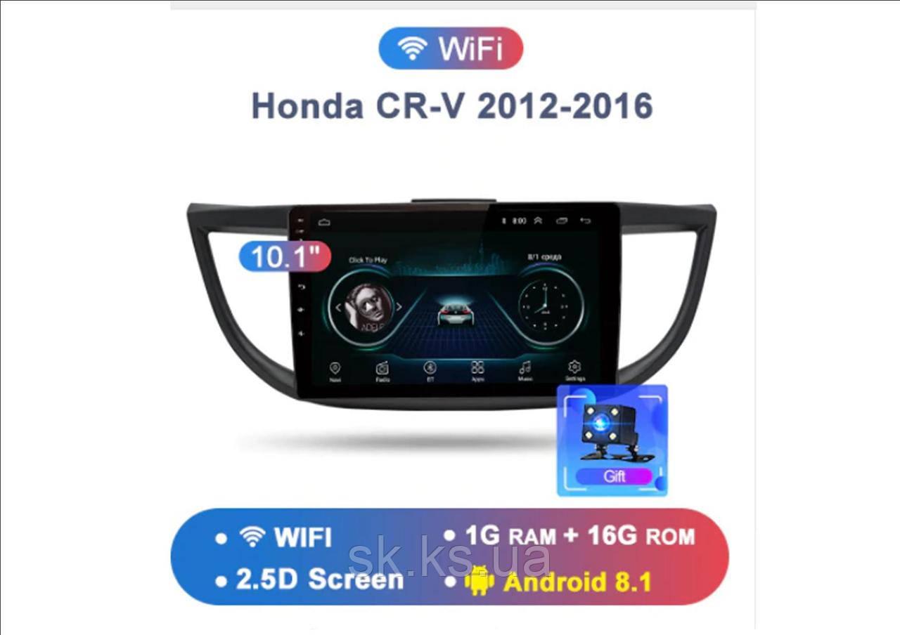 Junsun 4G Android магнитола  Honda CR-V 2012 2013 2014 2015 2016 wi-fi