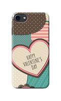 Чехол для телефона день святого валентина Iphone 8 силиконовый пластиковый