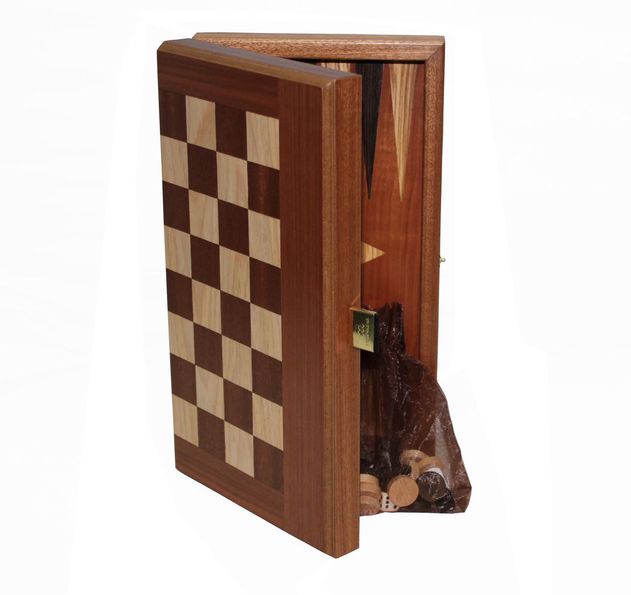 Шахматы и нарды -Manopoulos- TS3M