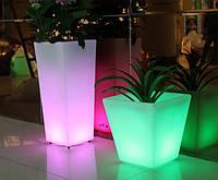 Аренда Пластиковые вазы для цветов
