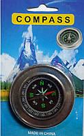 Компас 10060 (диаметр 6см) в блистерной упаковке с европодвесом