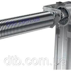 Торсионные пружины для ворот секционных - заменить, нельзя починить