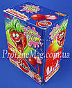 Леденец - жевательная резинка Jake Strawberry Super Gum, фото 2