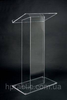 Трибуна мобильная (кафедра) 500х400х1150 мм