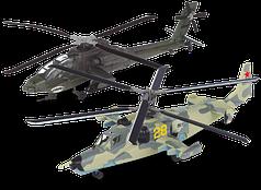 Колекційні моделі вертольотів в масштабі 1:72