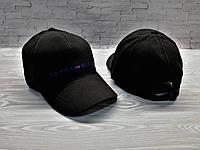 Кепка бейсболка блайзер черная