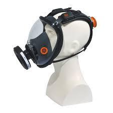 Полнолицевая силиконовая маска Delta PlusM9200 - ROTOR GALAXY