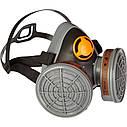 Полнолицевая силиконовая маска Delta PlusM9200 - ROTOR GALAXY , фото 3