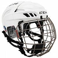 Шлем CCM FITLITE Combo (с решеткой)