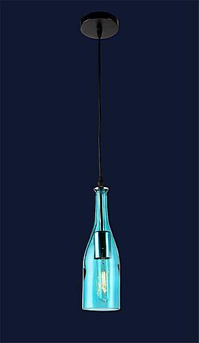 Люстра подвесная Levistella 758866-1 BLUE