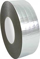 HPX ALU/ARM5050 Сверхпрочная алюминиевая клейкая лента с армированной сеткой 50 мм х 50 м