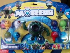 Герои Morbs