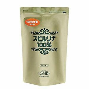 ALGAE Японская спирулина 100%, 2400 шт