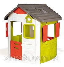 Smoby Ігровий Будиночок лісника зі ставнями Neo Jura Lodge 810500