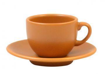 Чашка керамическая Keramia Теракота 95 мл