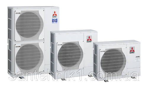 Тепловой насос Mitsubishi Electric POWER Inverter PUHZ-SW100VHA
