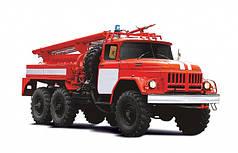 Колекційні моделі пожежних машин