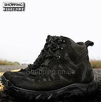 Ботинки тактические черные Urban Tactical Alpine Black