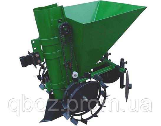 Картофелесажатель Кентавр П-1Ц (зеленый), фото 2
