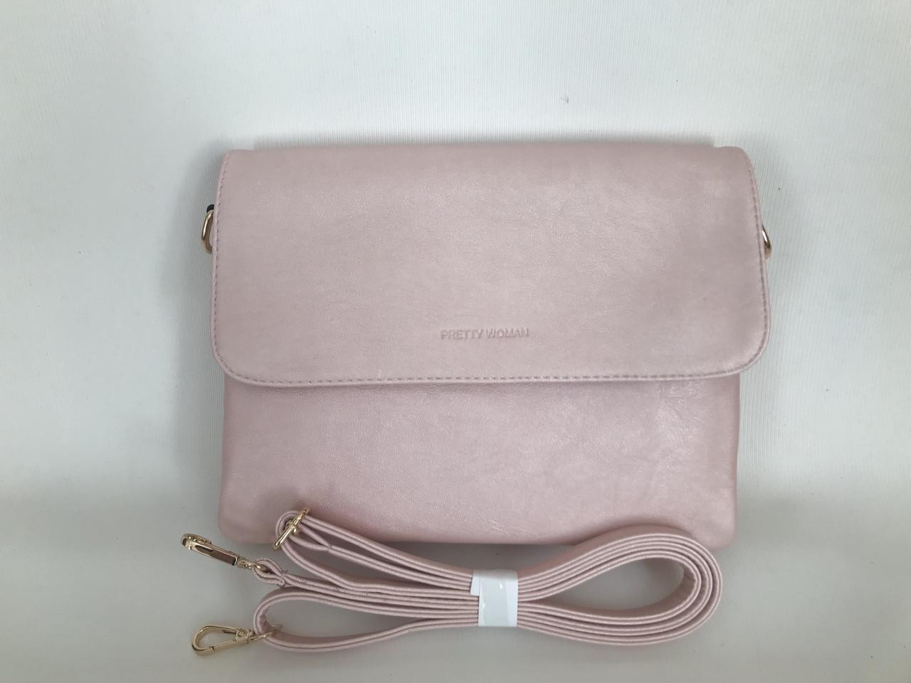 Женская сумка-клатч Pretty woman