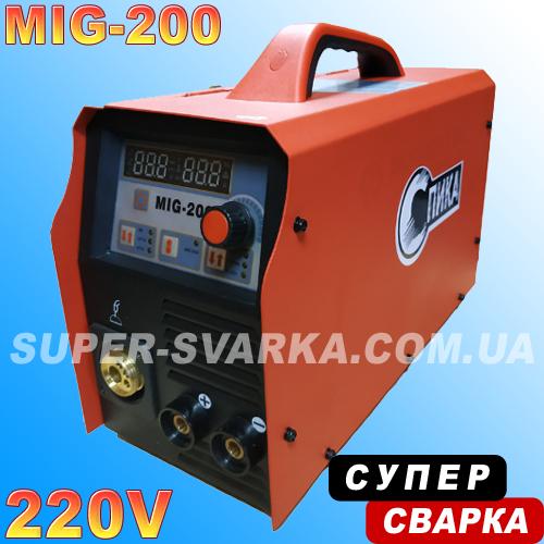 Спика MIG 200 сварочный полуавтомат