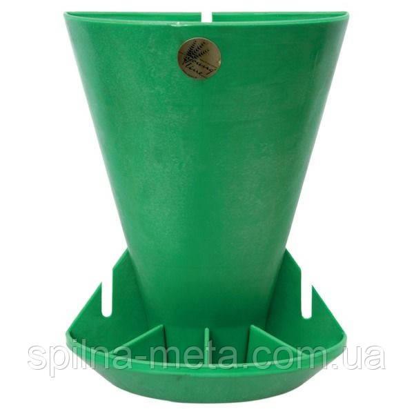Кормушка бункерная 6 кг для поросят OK Plast Дания