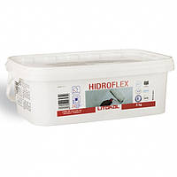 Hidroflex 5 кг - гидроизоляция для внутренних работ Litokol Гидрофлекс