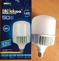 """Светодиодная лампа большой мощности LED LampТ120 50W 6500K E27 """"Iskra"""""""