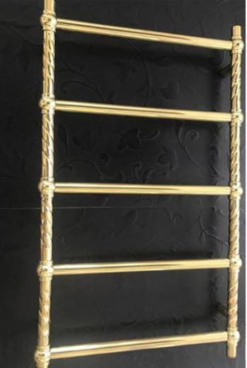Полотенцесушитель универсальный (золото) 10-029