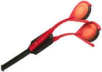 Ручная Металка Стендовых Тарелочек MTM Ez-Double Throw (на 2 Шт.). Материал – Пластик. Цвет – красный. (Ez-DT-40)