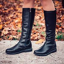 Сапоги женские кожаные 850-30, фото 3
