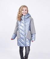 Детское пальто демисезонное для девочки  от ANERNUO 1961 , размеры 130-170