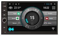 Автомагнитола Android 2 Din Terra 4078UII с GPS