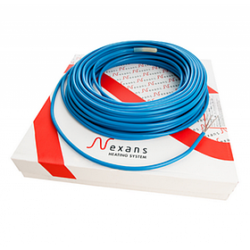 Одножильний гріючий кабель Nexans TXLP/1R (13,6 м) 380/28, (одножильный нагревательный кабель Нексанс)