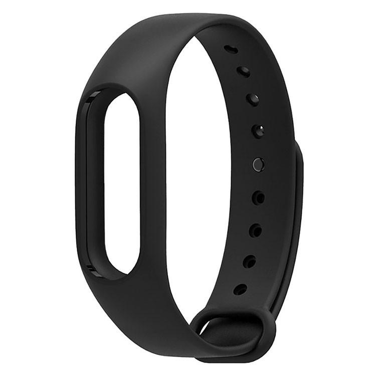 Силиконовый ремешок для фитнес браслета Xiaomi Mi Band 2