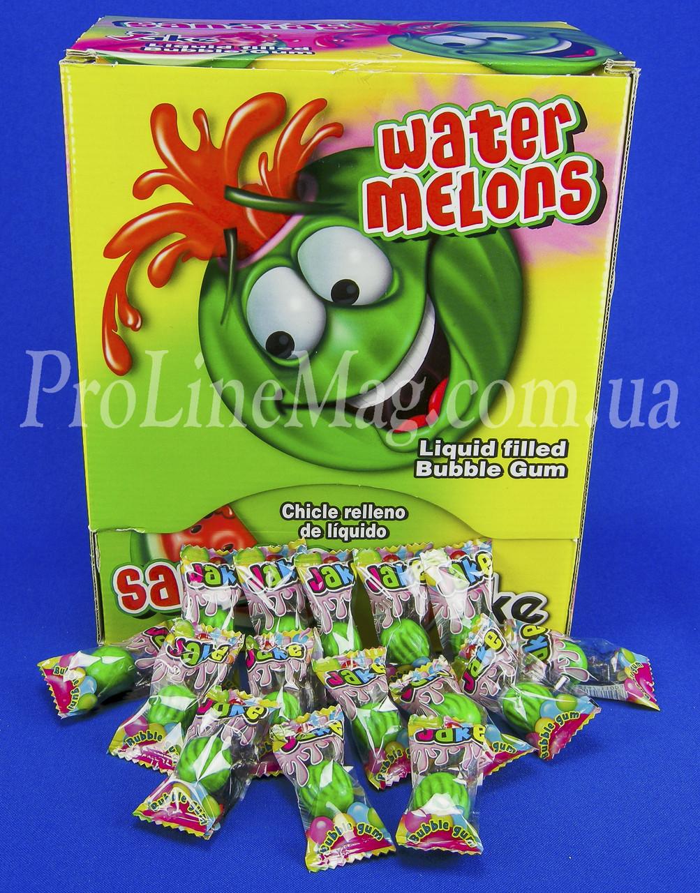 Жевательная резинка Jake Water Melons Bubble Gum