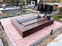 Двойное надгробие № 58