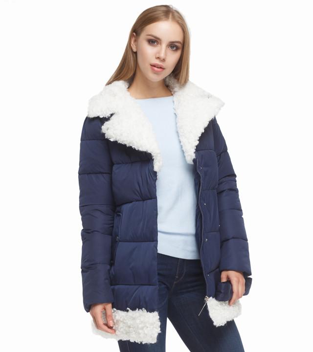 Tiger Force 5153   Женская зимняя куртка синяя