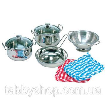 Набір нержавіючої посуду BINO, 8 елементів